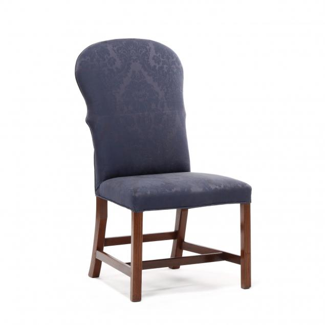 rhode-island-chippendale-mahogany-upholstered-side-chair