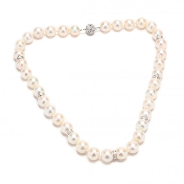 white-gold-pearl-and-diamond-necklace