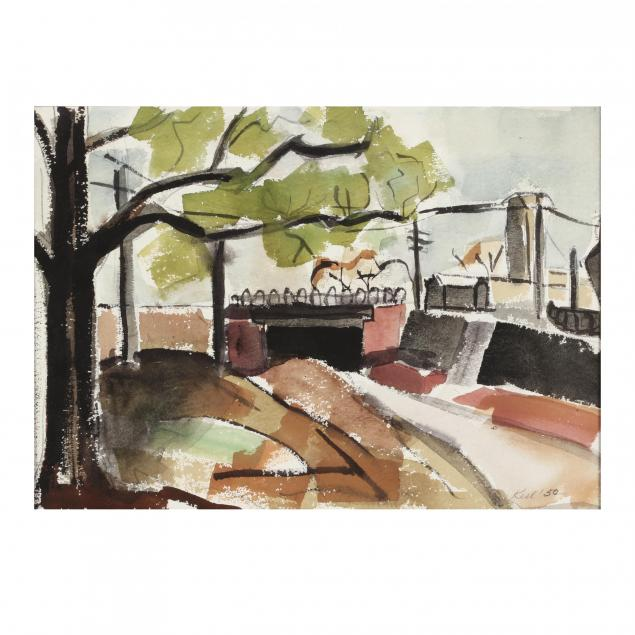 mary-anne-keel-jenkins-nc-1929-2017-view-of-peace-street