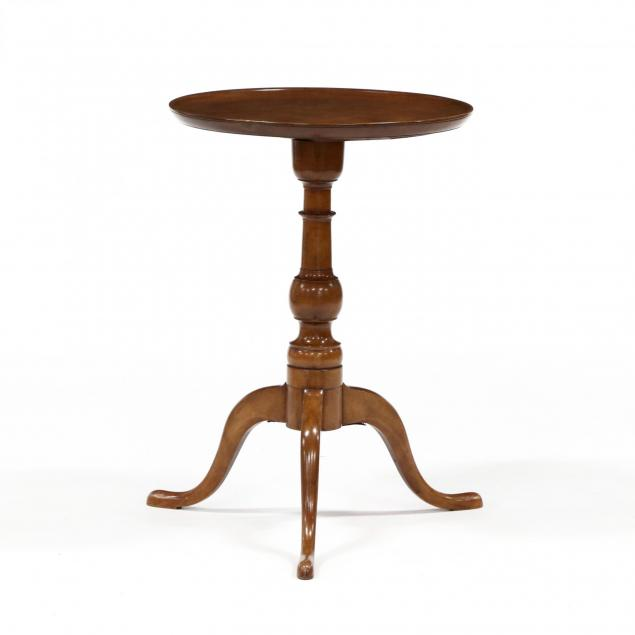 new-england-queen-anne-cherry-dish-top-candle-stand