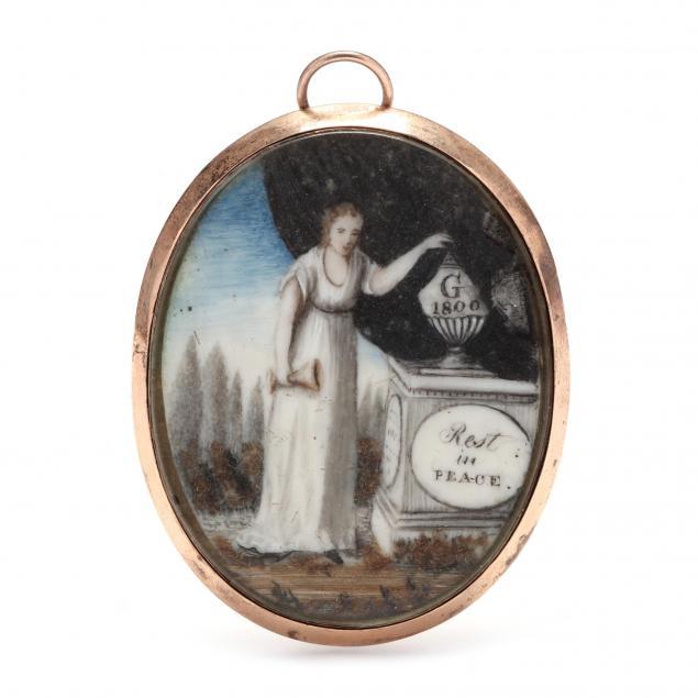 miniature-mourning-brooch-pendant