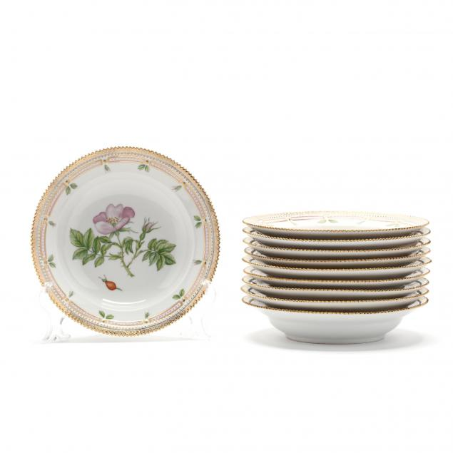 a-set-of-ten-royal-copenhagen-porcelain-rimmed-soup-plates