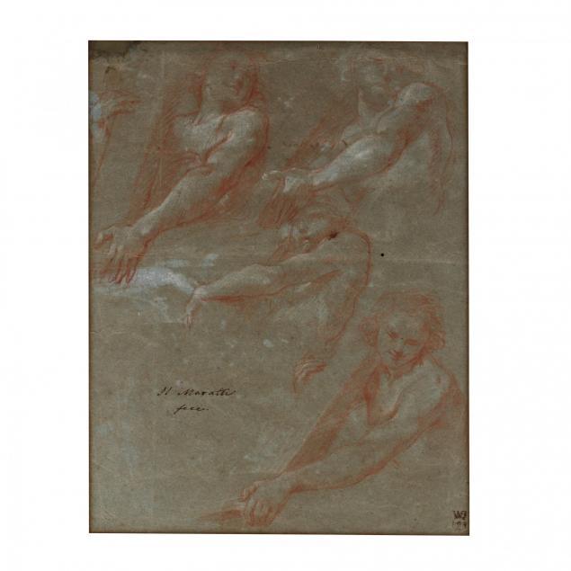 att-carlo-maratta-italian-1625-1713-figure-studies