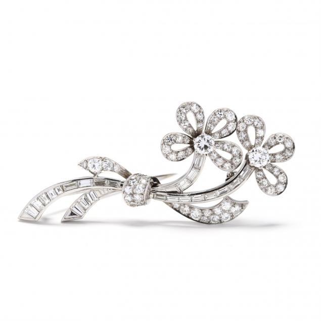 vintage-platinum-and-diamond-floral-spray-brooch