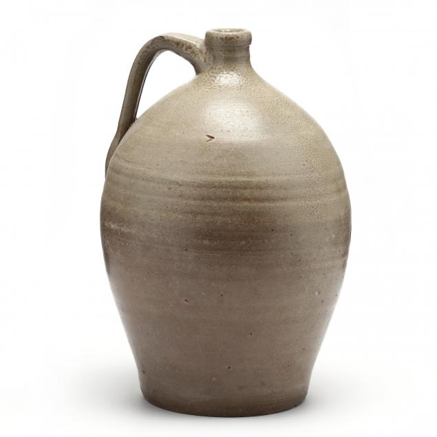 nc-pottery-two-gallon-jug-very-rare-signature-jacob-fox-chatham-county-1775-1851