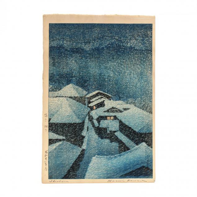 hasui-kawase-japanese-1883-1957-i-snow-storm-at-hatori-shiobara-i