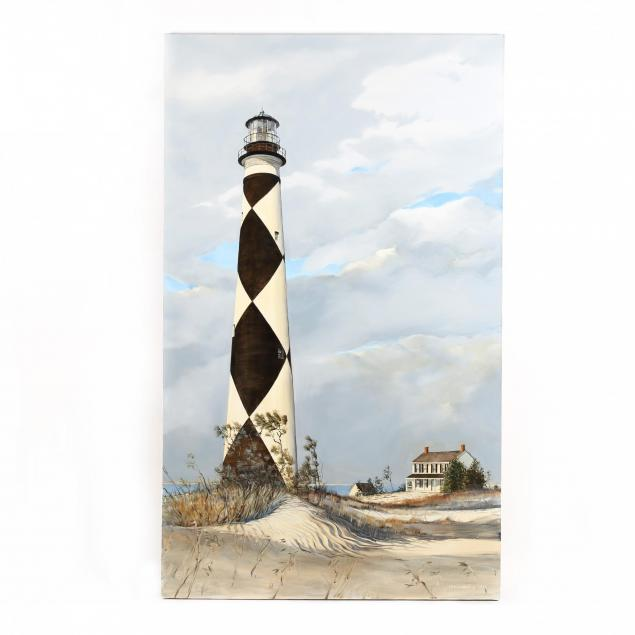 paul-minnis-nc-cape-lookout-lighthouse-harkers-island-north-carolina