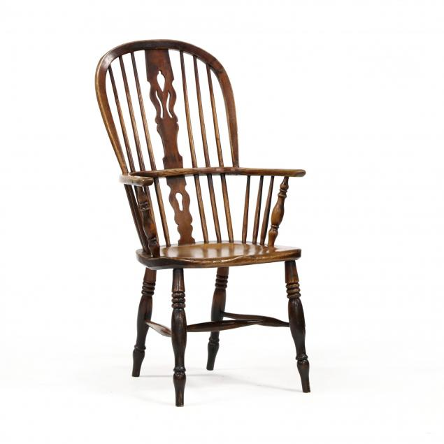antique-english-windsor-armchair