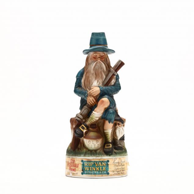 old-fitzgerald-prime-whiskey-in-rip-van-winkle-porcelain-decanter