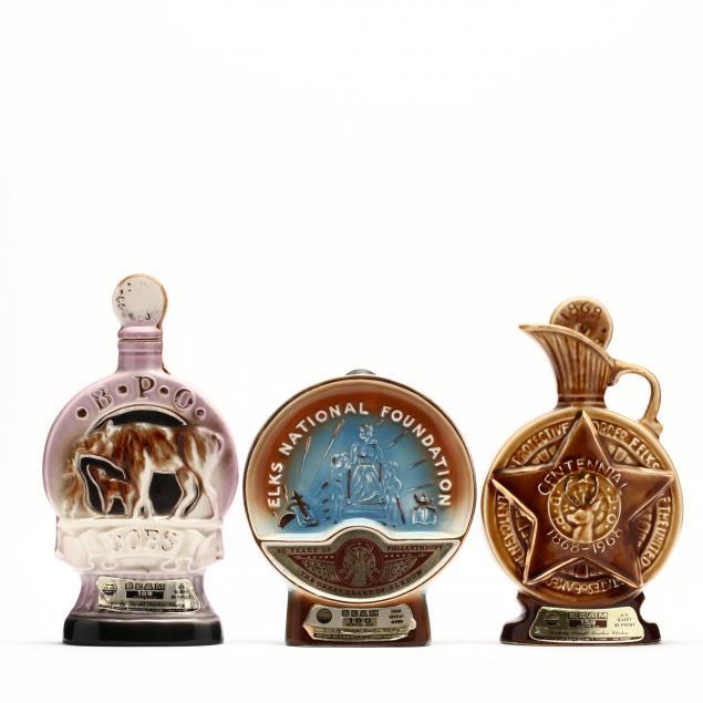 jim-beam-whiskey-decanters