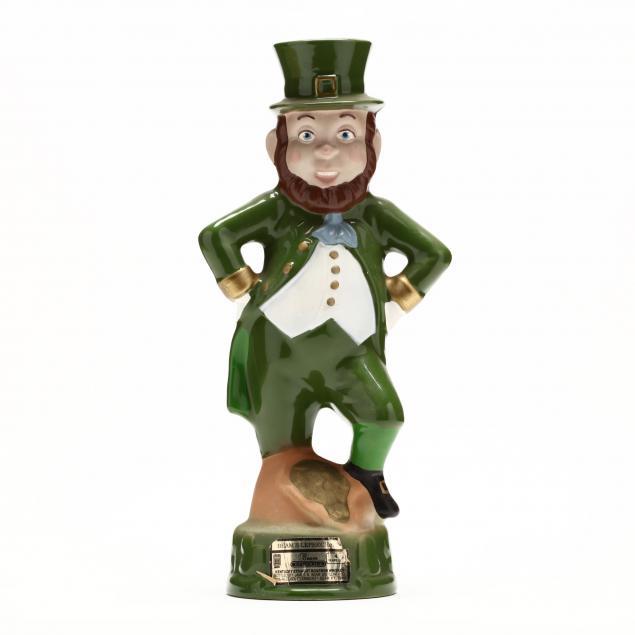 jim-beam-whiskey-in-leprechaun-decanter