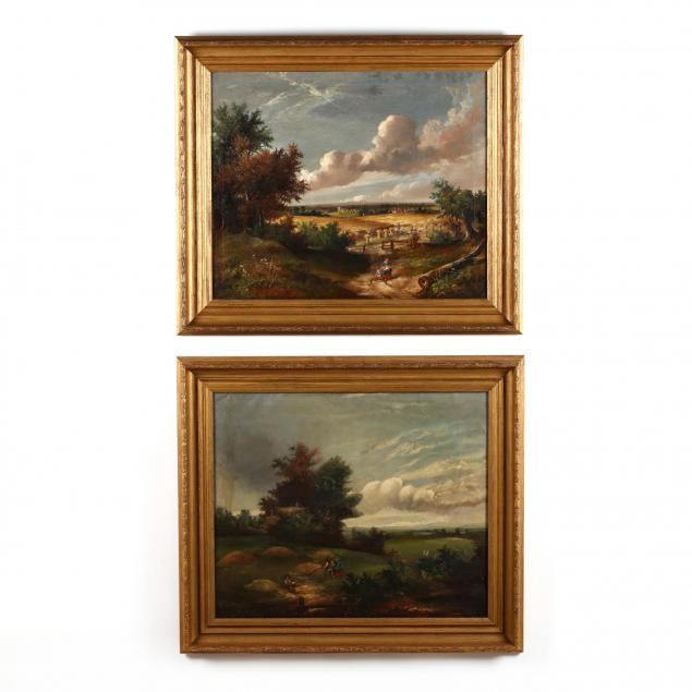 a-pair-of-antique-english-school-landscape-paintings