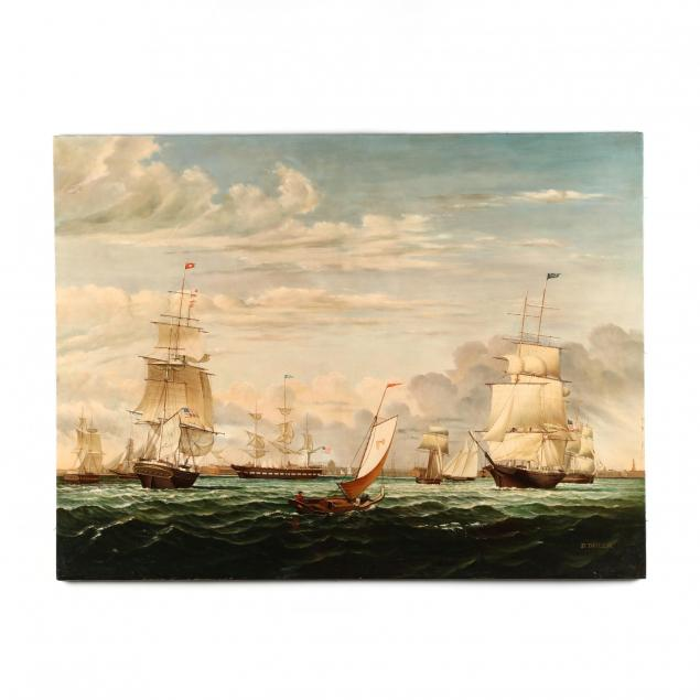 an-american-maritime-painting-by-d-tayler