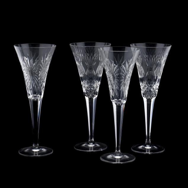 waterford-two-pairs-of-millenium-toasting-flutes