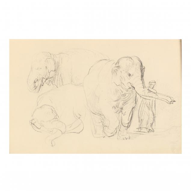 albertina-facsimile-after-rembrandt-s-three-studies-of-an-elephant