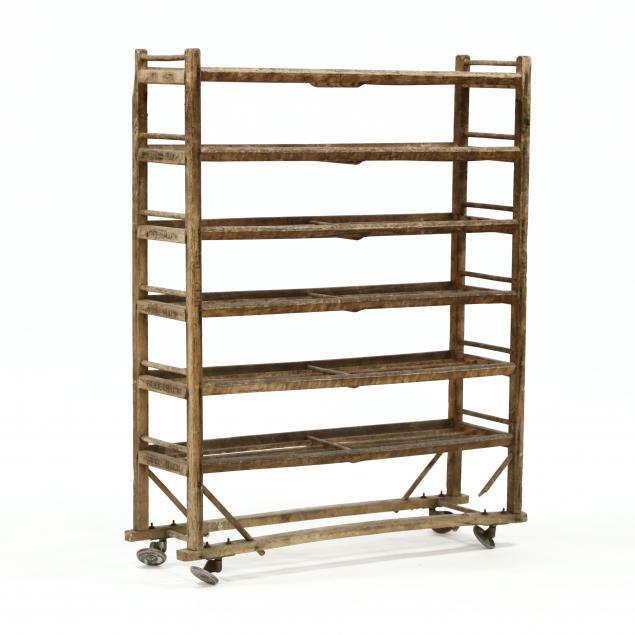 antique-industrial-shoe-rack