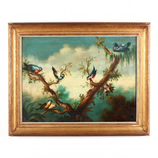 ira-monte-spanish-b-1918-birds-in-paradise