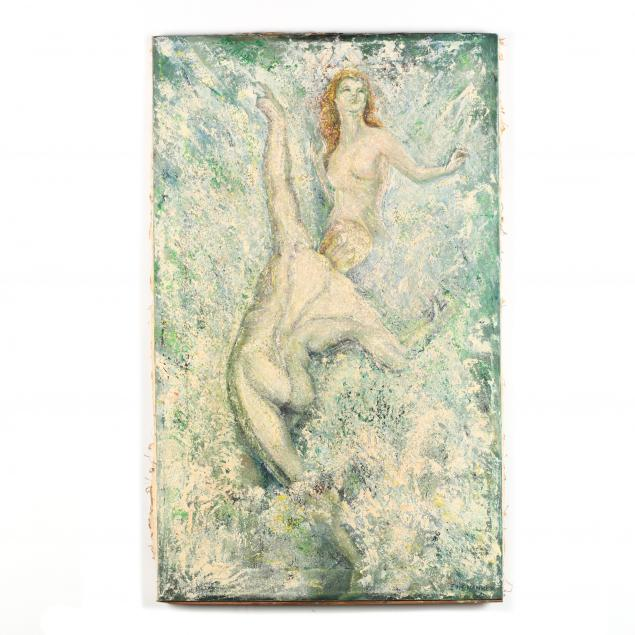 evelynn-heinemann-skinner-nc-1921-2005-i-creation-of-adam-and-eve-i