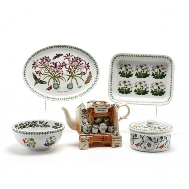 a-group-of-five-portmeirion-serving-pieces-botanical-gardens