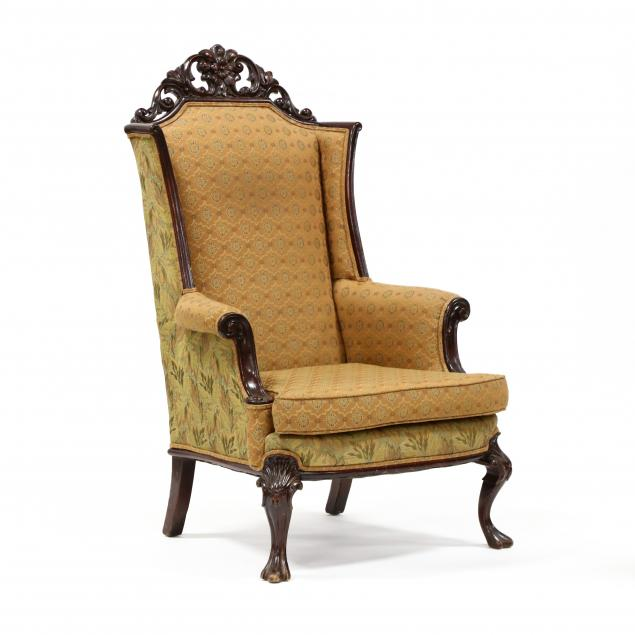 american-rococo-style-carved-mahogany-armchair
