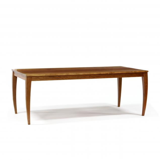 hill-country-woodworks-custom-mahogany-dining-table