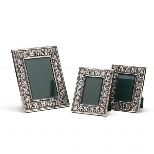 three-buccellati-sterling-silver-picture-frames