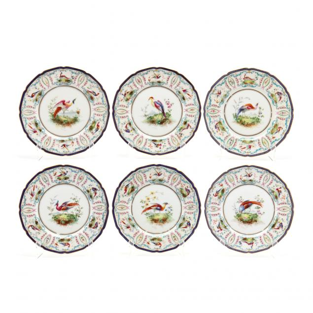 a-set-of-six-royal-doulton-plates