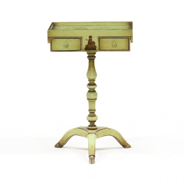 vintage-chinoiserie-two-drawer-stand