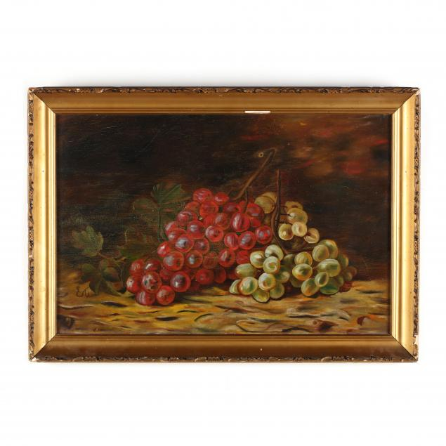 antique-still-life-with-grapes