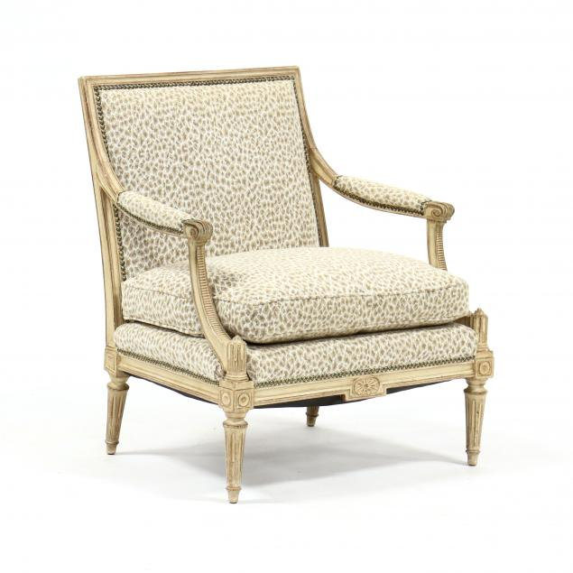 louis-xvi-style-carved-and-painted-fauteuil