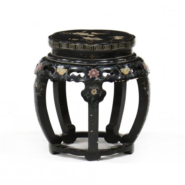 chinese-carved-and-painted-lacquer-side-table