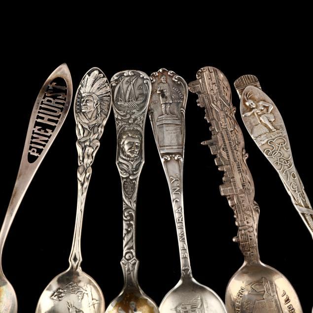 Early 1900s MARDI GRAS sterling silver SOUVENIR SPOON JESTER Chas. Robbins | eBay