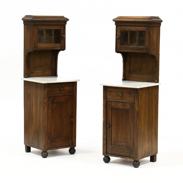 pair-of-antique-english-marble-top-bedside-cabinets