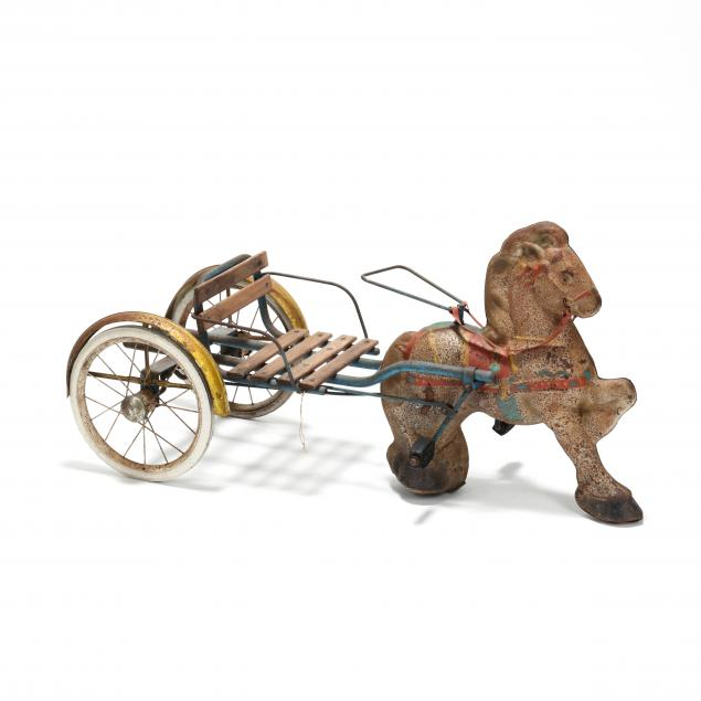 vintage-child-s-pedal-horse-cart-mobo
