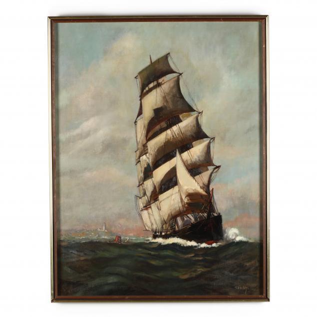 t-bailey-american-20th-century-ship-off-the-new-england-coast