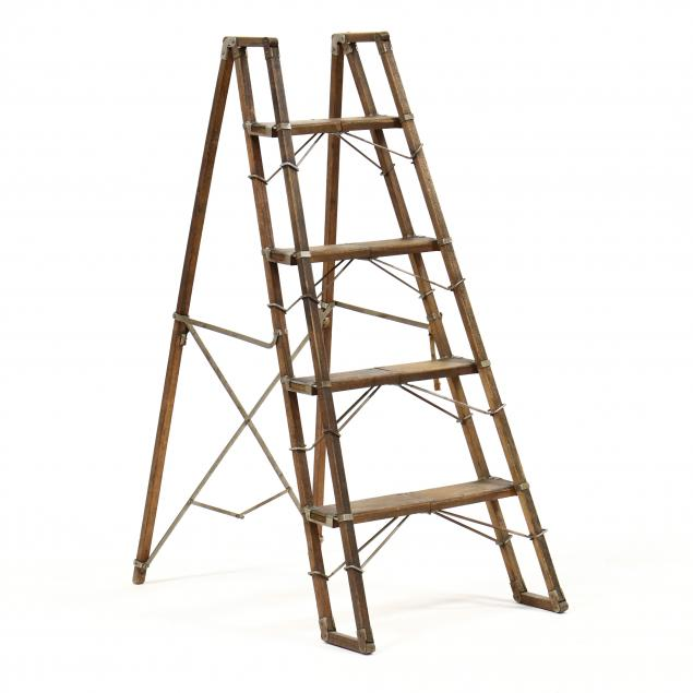 vintage-collapsible-yacht-ladder