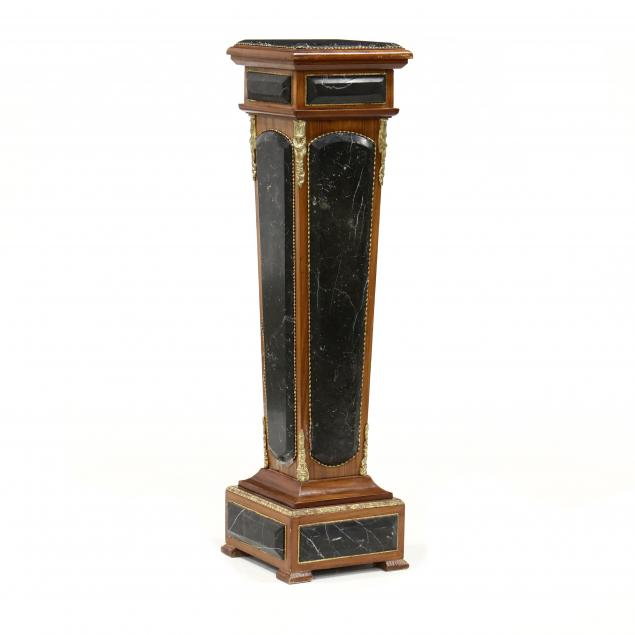 french-empire-style-marble-and-ormolu-mounted-pedestal
