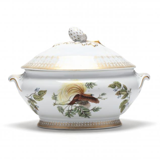 mottahedeh-bird-of-paradise-oval-tureen-with-lid
