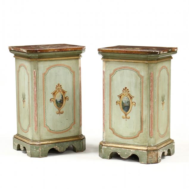 pair-of-italianate-vintage-painted-pedestals