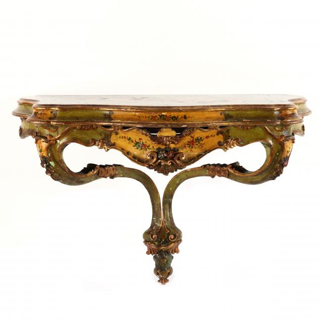 antique-italian-rococo-style-carved-and-painted-console-table