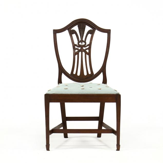 hepplewhite-carved-mahogany-side-chair