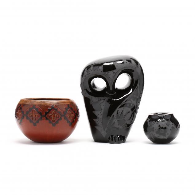 three-southwest-pottery-vessels