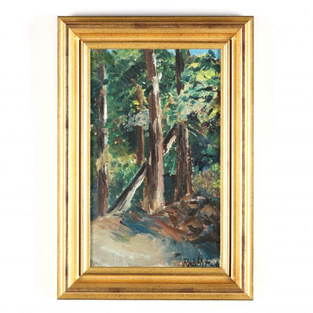 a-vintage-painting-of-a-forest-interior