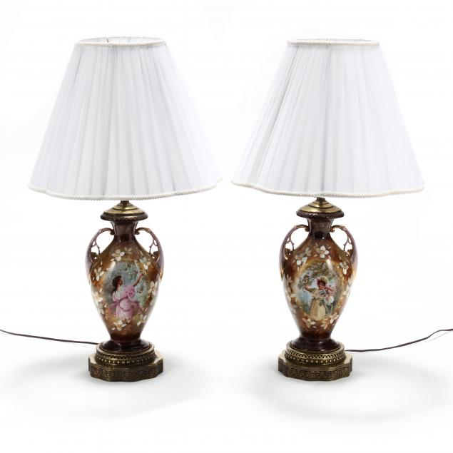 pair-of-continental-porcelain-table-lamps