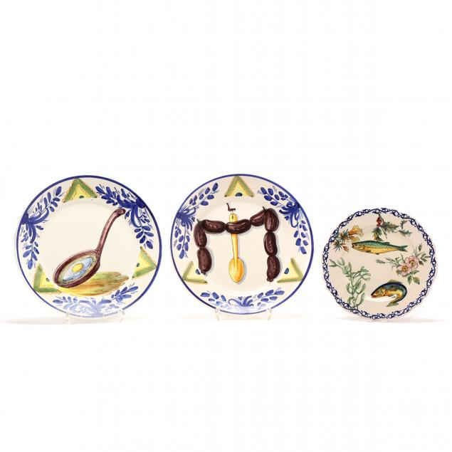 three-quimper-plates