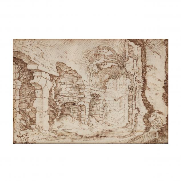 dutch-school-17th-century-ruins-of-a-roman-bath