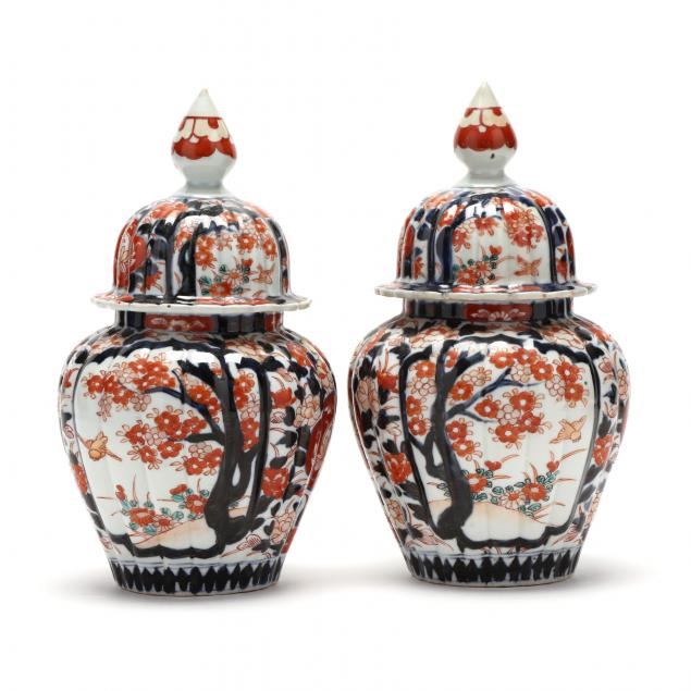pair-of-chinese-imari-porcelain-lidded-ginger-jars