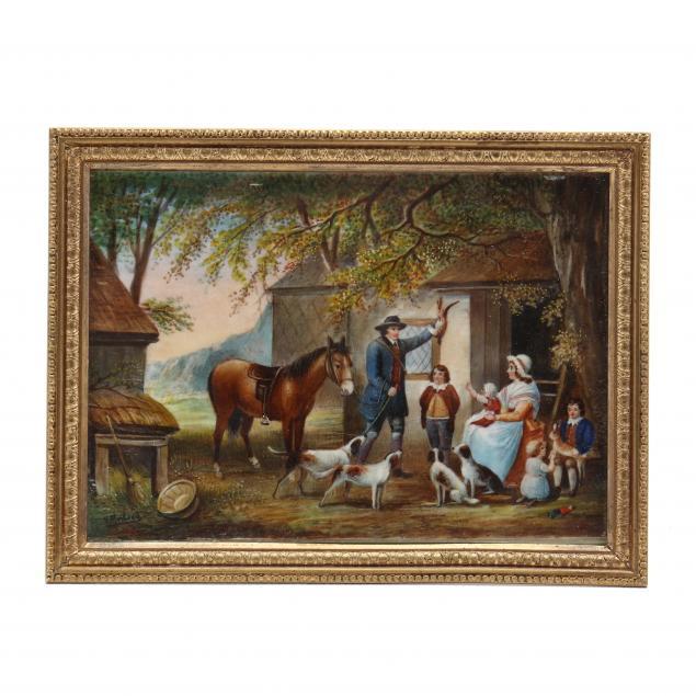 antique-continental-miniature-painting