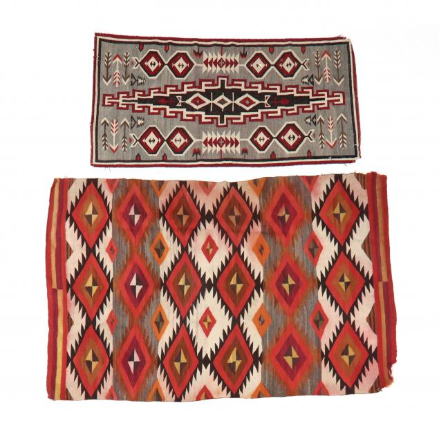 two-flat-weave-area-rugs