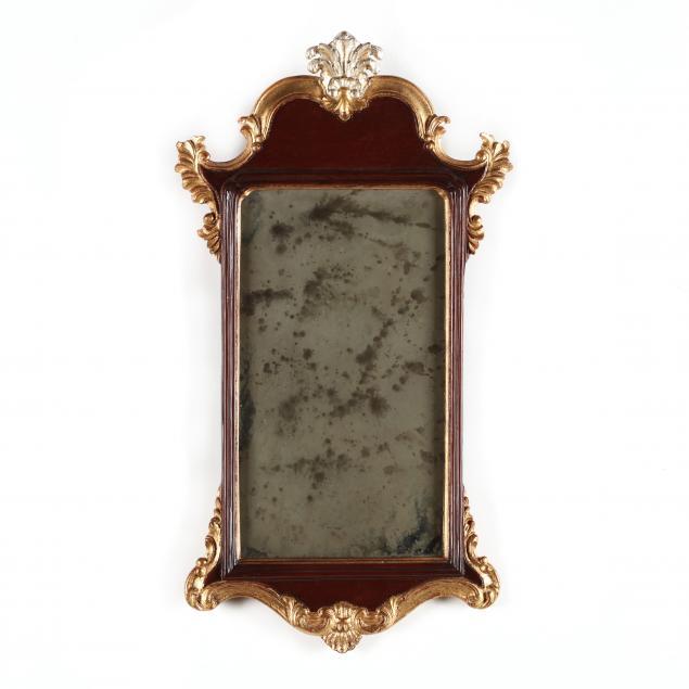 georgian-style-diminutive-bench-made-mirror